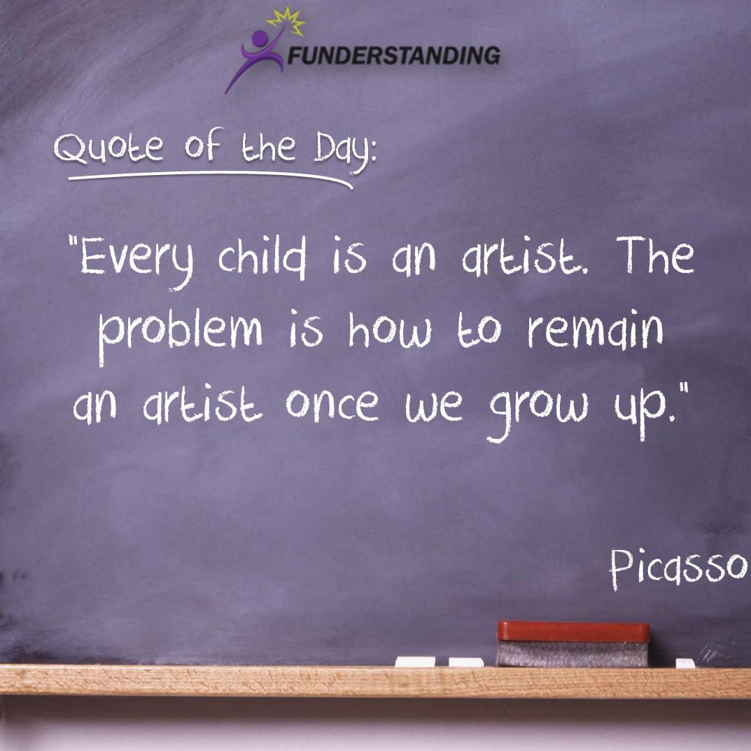 Grow Up Quotes Quote Of The Day 24 Funderstanding  Funderstanding Education