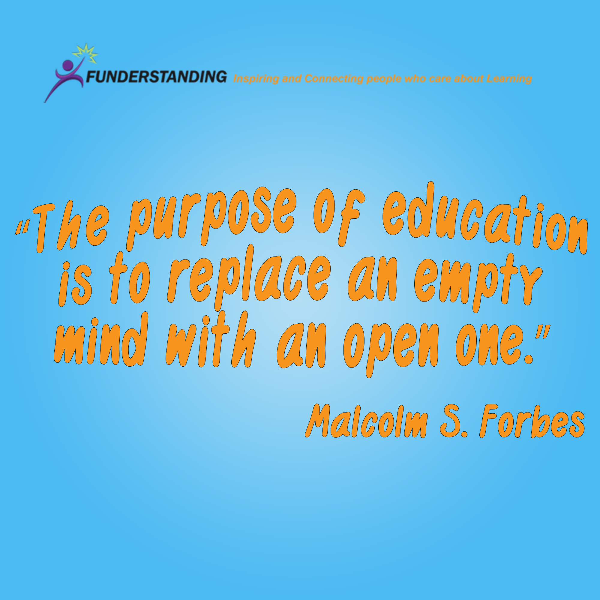 Quotation Of The Day Quoteoftheday28Funderstanding  Funderstanding Education