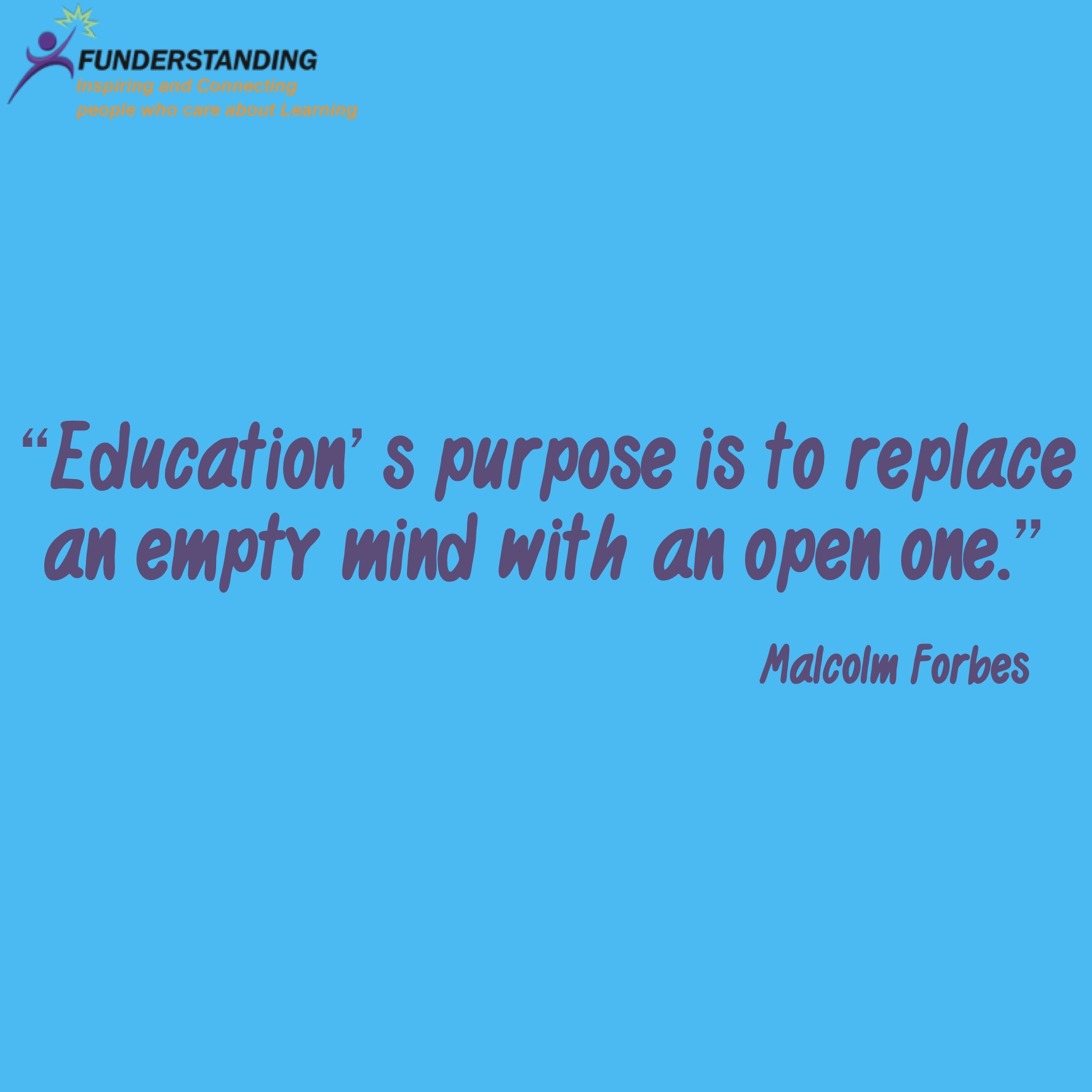 Thought For The Day Quotes Quoteoftheday45Funderstanding  Funderstanding Education