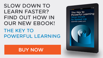 Slow Down To Learn Faster? Find Out How In Our New Ebook!
